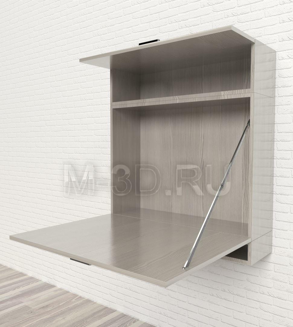 Шкаф навесной раскладной