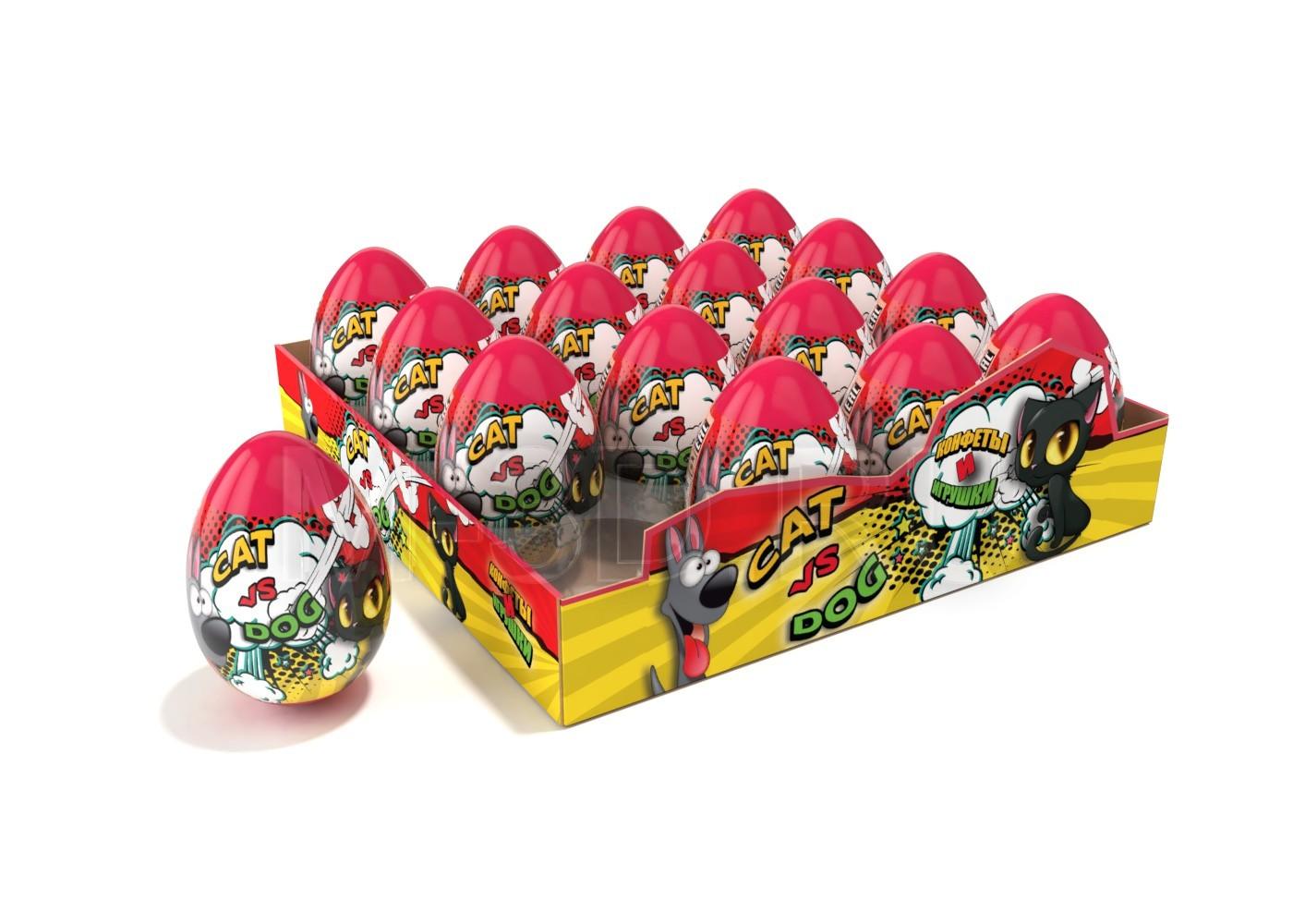 яйца шоколадные упаковка