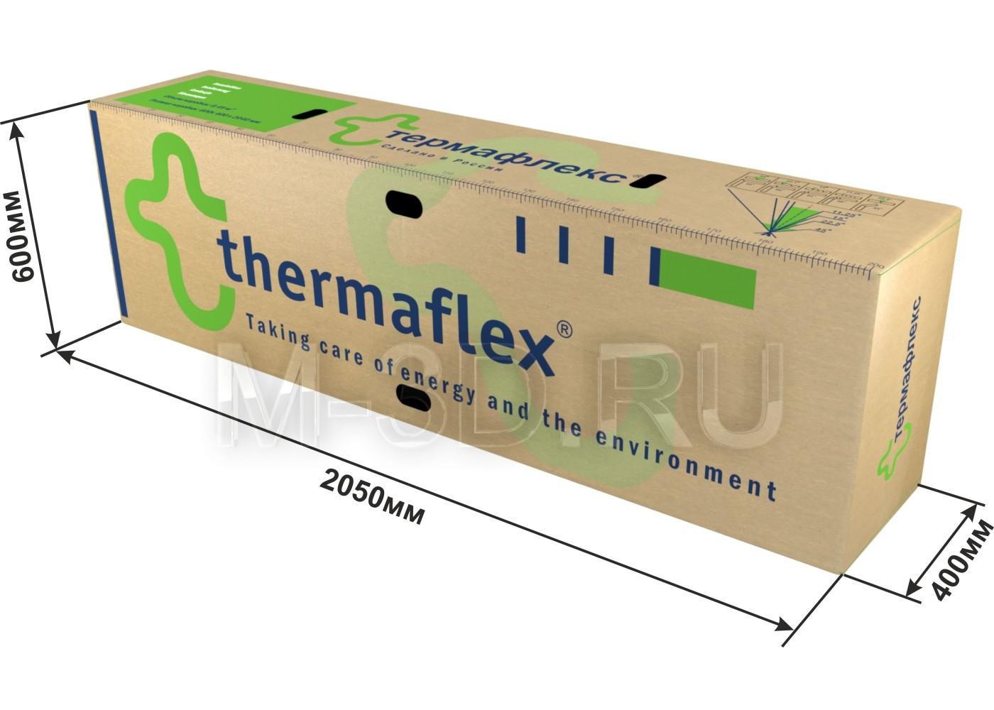 упаковка картонная для теплоизоляции большая