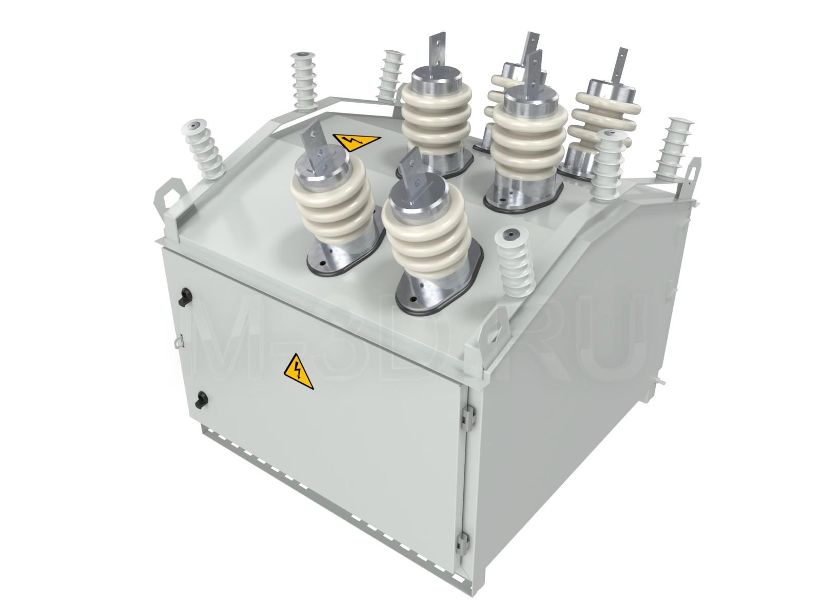 Высоковольтный модуль
