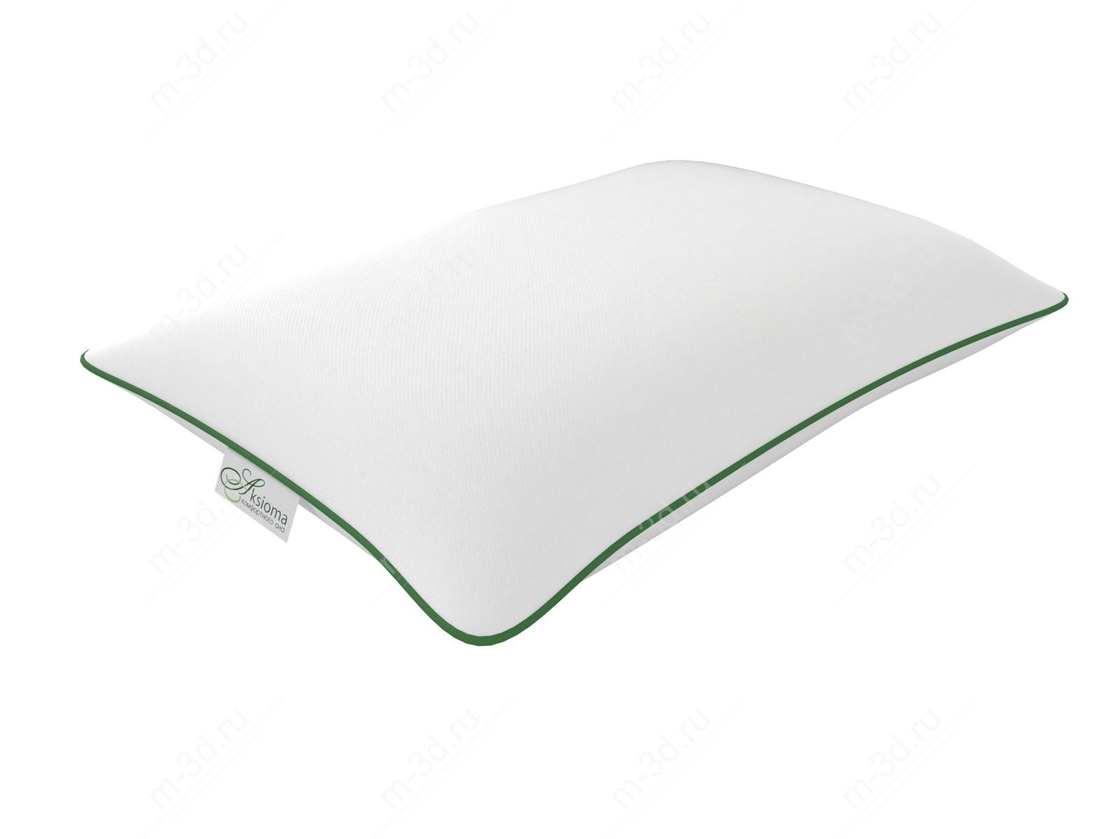Пухо перьевая подушка