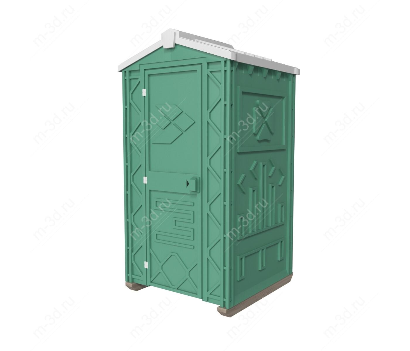 кабинка туалета пластиковая