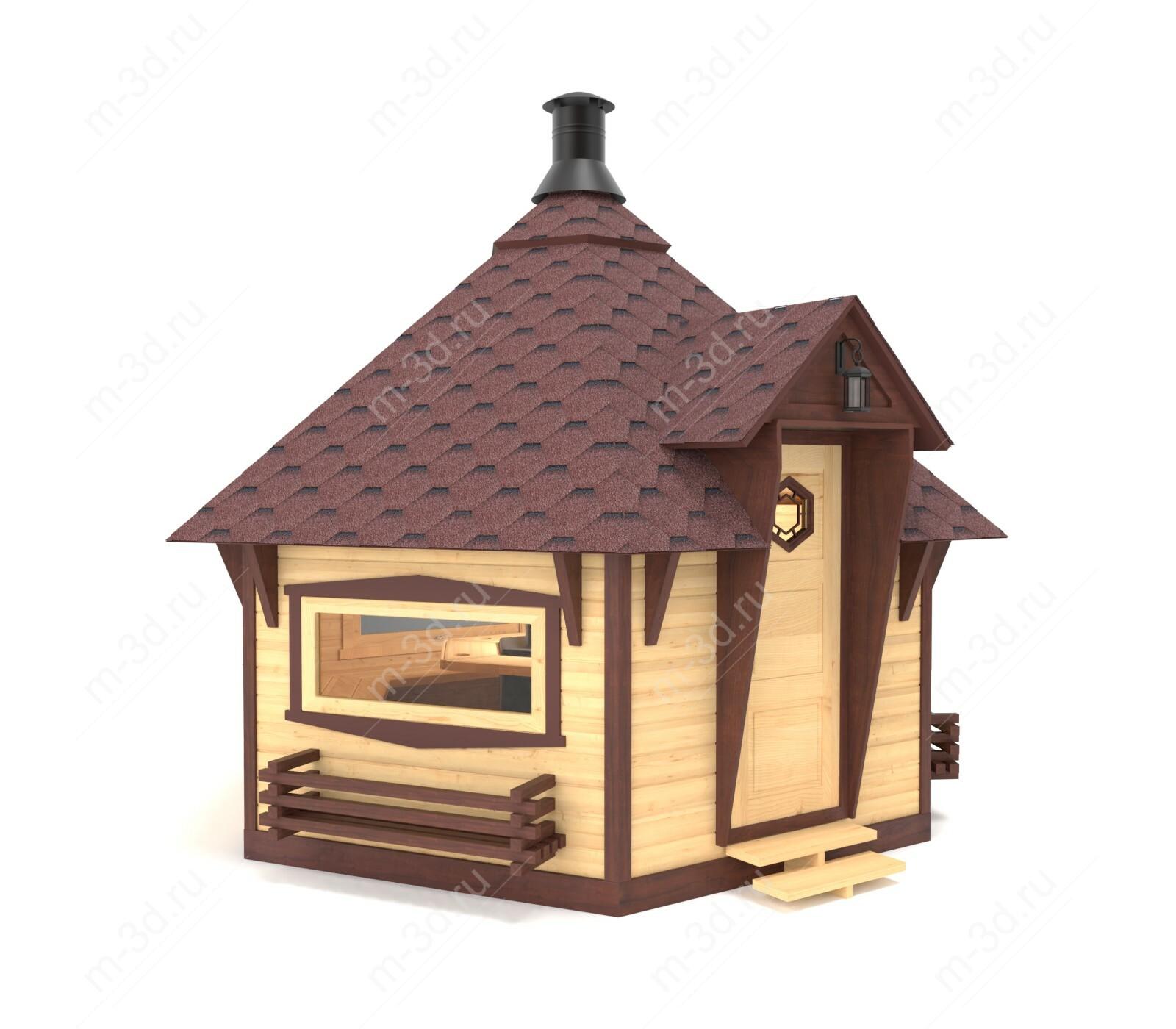 домик для пикника